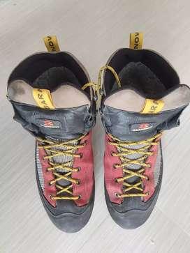 Zapatos Garmont alta montaña caminata cómodo
