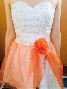 Vestido de fiesta / vestido de 15 años / vestido de dama de honor