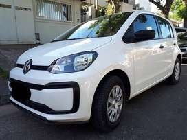 PERMUTO/VENDO (por algo de mi interes) VW UP 2019  IMPECABLE