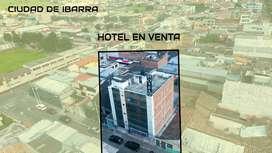 SE VENDE HOTEL AMOBLADO EN IBARRA CERCA DE INSTITUCIONES EDUCATIVAS Y TURISTICAS