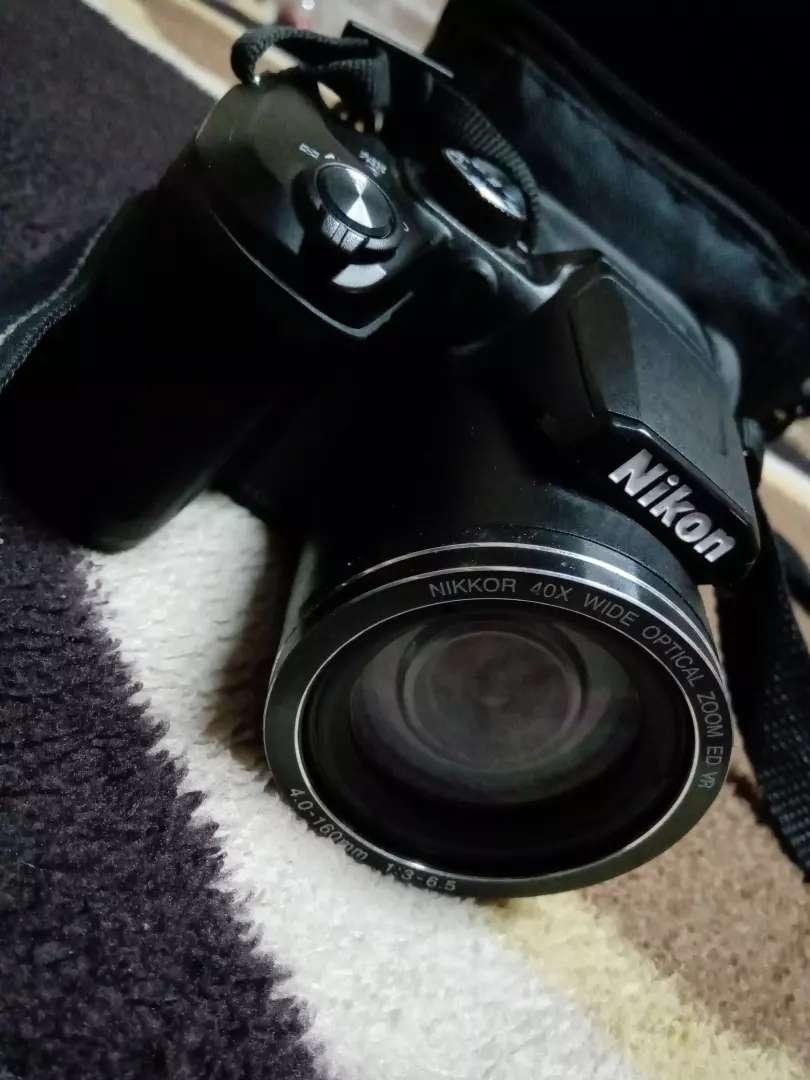 Nikon COOLPIX B500 0
