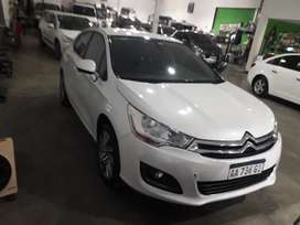 VENDO/PERMUTO/FINANCIO/CITROEN  LAUNGE 2016 TIPTRONIC