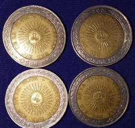 Moneda de 1$ con error precio por cada una