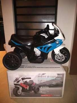 Moto electrica BMW nueva