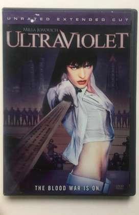Ultravioleta Pelicula Dvd