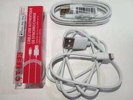 Cable Original iPhone iPad iPod 5 6 7 8 Plus X Xs Max Certificado