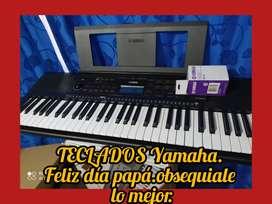 Organeta Yamaha psre 5 octavas