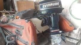 Motor 2 Tiempos evinrude de 35 caballos