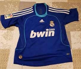Camiseta Real Madrid original para 6 años,