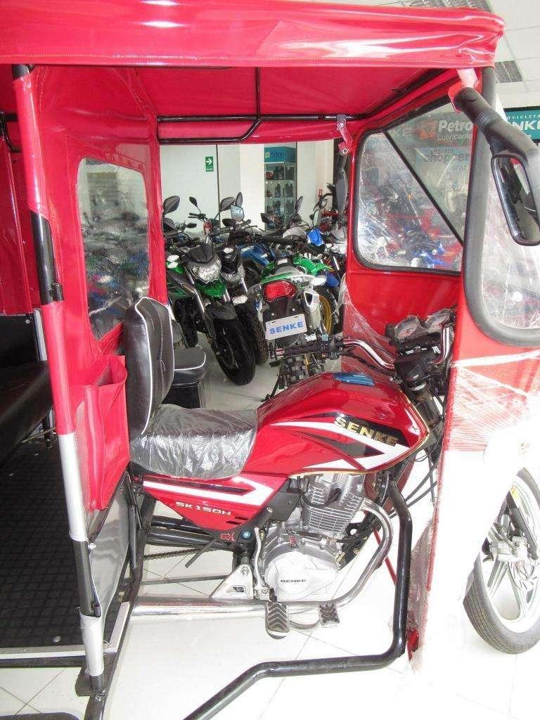 MOTO SENKE SK150H TRIMOTO 0