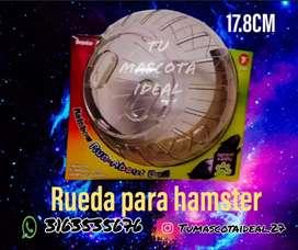 Rueda para hamster