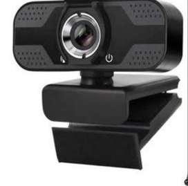 Cámara Web 1080p Full Hd Con Micrófono Modelo W8