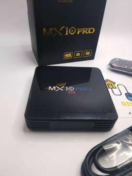 Tv Box Mxqpro 4gb