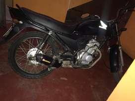 Moto Honda papeles al dia