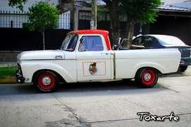 Vendo ford f100 v8