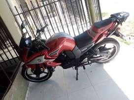 Vendo moto freizer