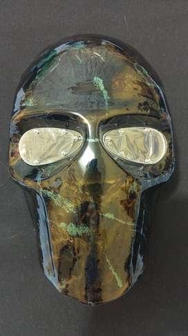 Máscara de protección facial completa de Paintball
