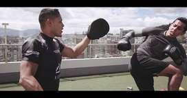 Necesito entrenador de boxeo y kick boxing