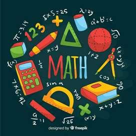 Clases particular de matemáticas