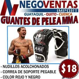 GUANTES DE ARETES MARCIALES MIXTAS MMA