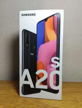Samsung A20s Nuevos Libres