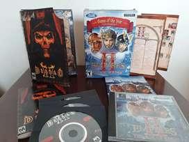 Juegos coleccion diablo age of empires