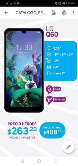 LG Q60 Plus