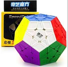 NUEVO Cubo de Rubik Megaminx QiYi QiHeng S
