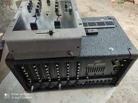 Vendo amplificador RL 600 mezclador