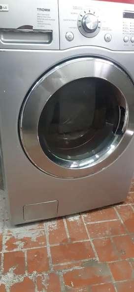 Lavadora secadora 35 lbs.