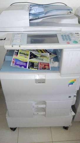 venta y alquiler  de fotocopiadoras ricoh