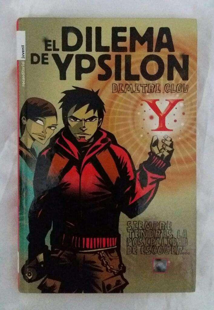 El Dilema de Ypsilon Dimitri Clou 0