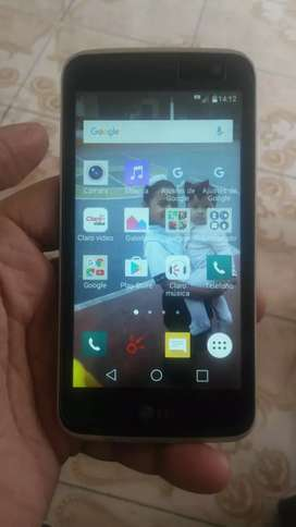 Se vende celular LG k4 2016, traído de Estados Unidos en perfecto estado