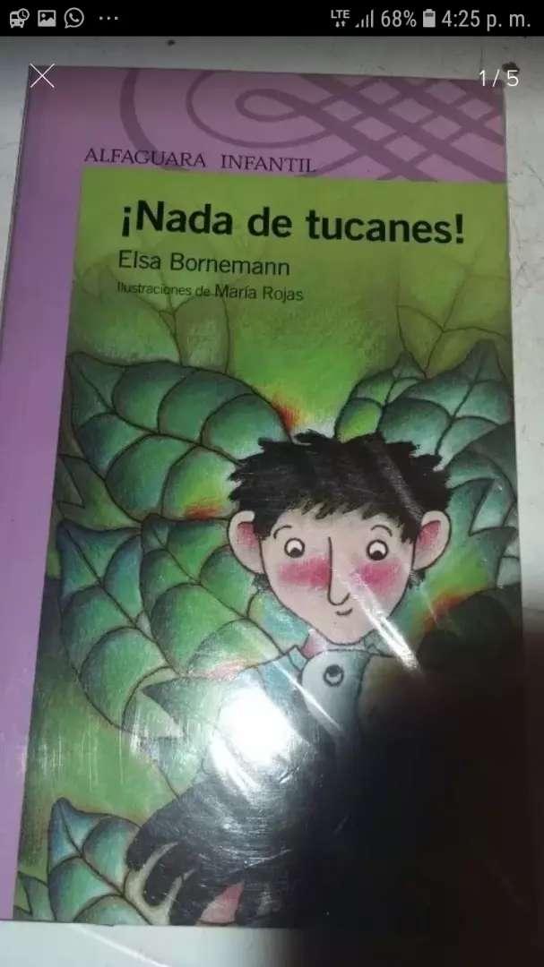 NADA DE TUCANES (usado alfaguara) 0