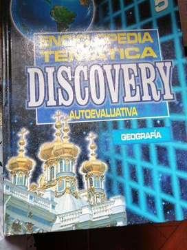 Vendo libros de enciclopedia discovery