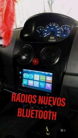 RADIO  PANTALLA  TACTIL  PARA CARRO   NUEVOS  PROMOCION  BLUETOOTH