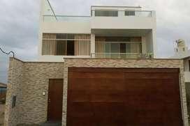 Casa de playa, Punta Sal