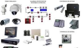 Control de asistencia y alarmas