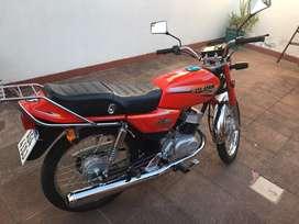 Suzuki AX 100, Inmaculada, 1er dueño.