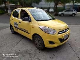 Vendo taxi Hyundai i10 2015