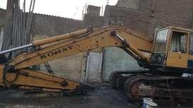 Excavadora komatsu PC400