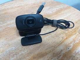 Camara Web Logitech Hd Webcam C525
