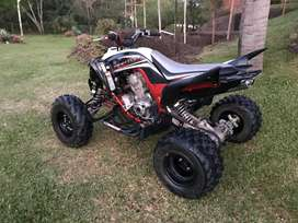 Yamaha raptor 700R 2015 edicion limitada