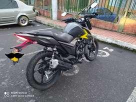 Vendo moto cr4 125