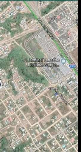 Venta Terreno / Lote, Urb. Coviespol, Prov Santa Elena