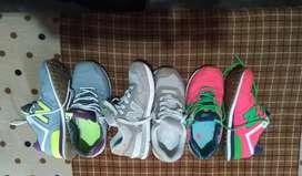 Vendo zapatillas New balance originales números 37 y 38