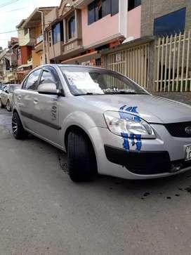 Vendo kia Rio Xcite modelo 2009