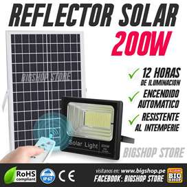 Reflector solar LED 200W