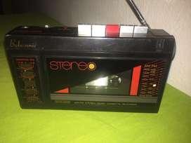 Bakosonic Stereo Cassette Modelo Teb-36