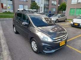 Espectacular Suzuki ERTIGA 7 Pas